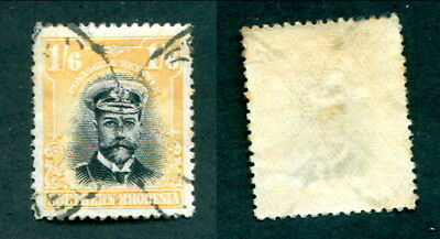 Used Souothern Rhodesia #11 (Lot #14015)