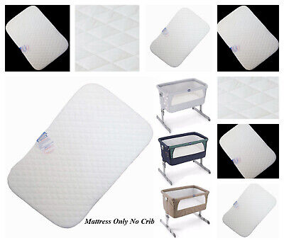 Crib Mattress for Chicco NEXT2ME beside next to me
