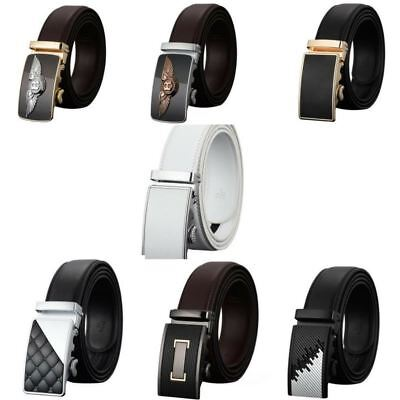 Mens Automatic Buckle Leather luxury Designer Male Belts For men Business Bentle
