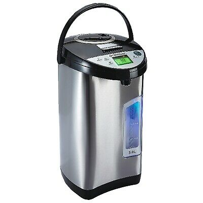 Instant Hot Water Dispenser Boiler 5L Digital LCD Fast Rapid Tea Urn Perma Therm