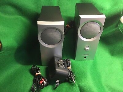 Bose Companion 2 Computer Speakers powered pair