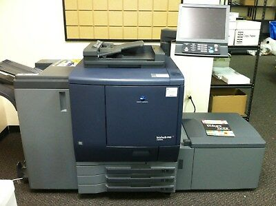 Konica Minolta bizhub Pro C6000L *Low Usage, 249K Total Count*