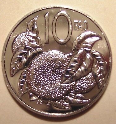 Cook Islands FAO ★★★ 10 Cents 1979 unc. ★★★  121