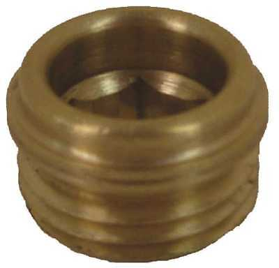 Proplus® Brass Bibb Seat For Crane Repcal, 3/8 In. X 18 Thread