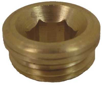 Proplus® Faucet Seat For Union Brass, 5/8 In. X 18 Thread