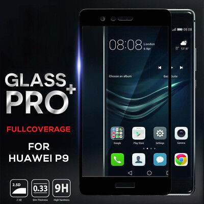 For Huawei Mate 9 10 20 Pro Full Cover Silk Screen Tempered Glass Screen Protect