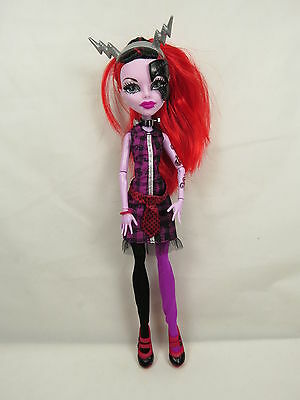 Mattel Monster High Freaky Fusion Operetta HTF Great Gift! S1 1.59