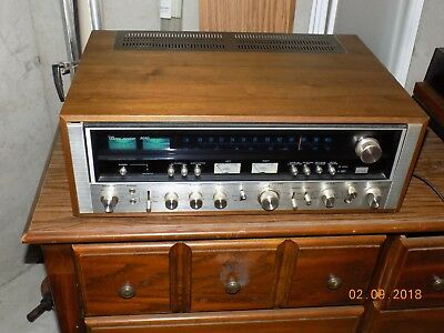 Sansui 9090 Stereo Receiver For Parts or Repair