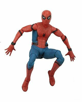 Spider-Man: Homecoming - 1/4 Scale Action Figure - Spider-Man - NECA