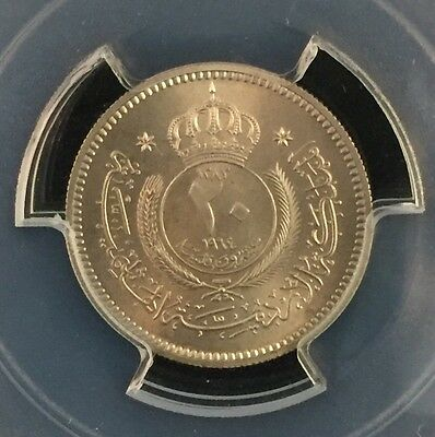 1964 Jordan 20 Fils Pcgs Ms68 Pop.1