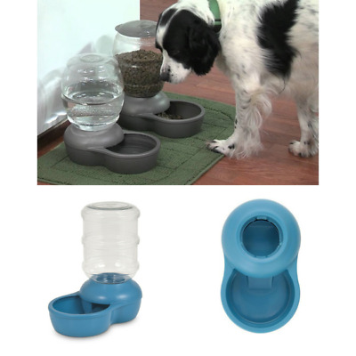 Automatic Water Bowl For Large Dogs No Spill Cats Fill Proof Self Filling Dog