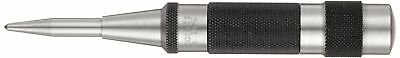 Starrett 18C Automatic Center Punch Heavy-Duty With Adjustable Stroke, 5-1/4""