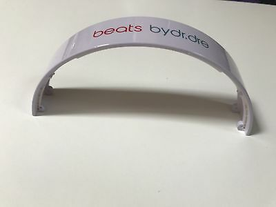 Replacement Top Headband for Beats Wireless Headphone - White