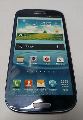 ~* Samsung Galaxy S3 Dummy / Display phone ~ Blue ~ For Display Only