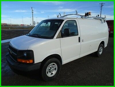 2009 Chevrolet Express 2500 Cargo Van Used