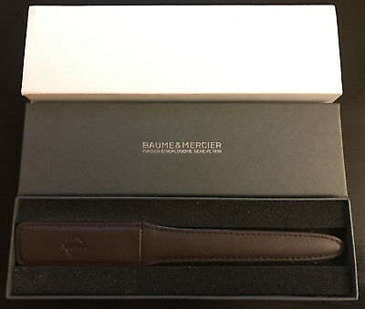 Baume & Mercier eleganter Brieföffner mit Umkarton! Nice letter opener with box!
