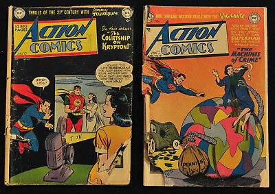 Action Comics # 149 167 Superman DC Golden Age Comics
