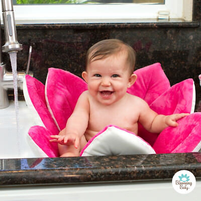 Baby Bath- The Original BLOOMING BATH By BLOOMING BABY (Pink)