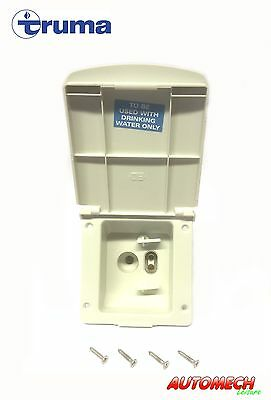 GENUINE Truma Carver Crystal MK2 Replacement Water Filter Housing. White (488)