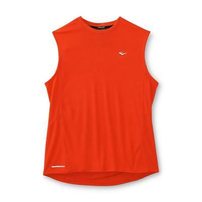 7a740597afc3d Everlast Young Men s Mesh Muscle Shirt Size Medium Orange New Free Shipping