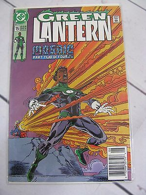 DC  GREEN LANTERN (1990) 15 Bagged and Boarded - C592