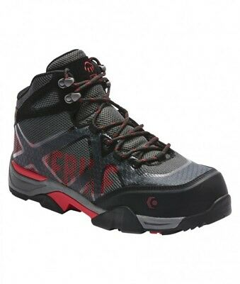 Wolverine Mens Work Boots Thunderhead Light Carbon Max W09771 MID SAFETY SHOES