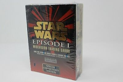 Topps Star Wars Episode 1 Special Collector's Edition Ccg Box