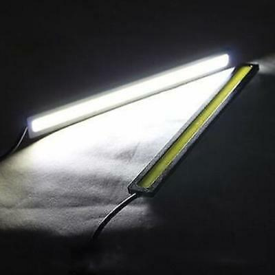 DC 12V Super Bright White Waterproof COB Car LED Lights Fog Driving Lamp LG
