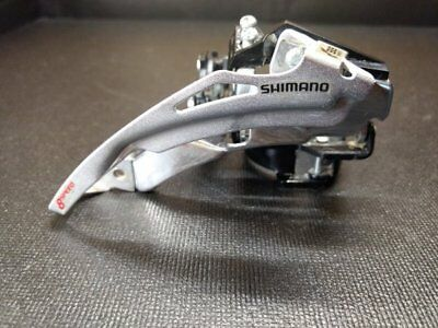 Shimano FD-M190A 7//8//21//24 Speed MTB Bicycle Front Derailleur 31.8mm 34.9mm New