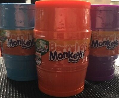 Monkeys In A Barrel Classic Game - Tons of Fun! Orange