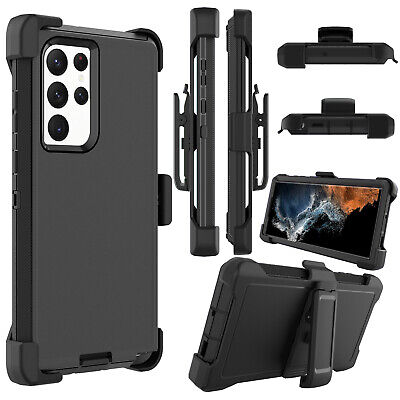For LG Aristo 2 X210/Rebel 4/Zone 4 Phone Case Hybrid Clip Stand Hard TPU Cover