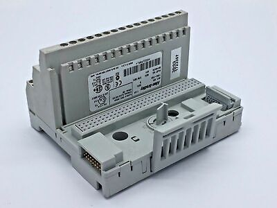 Allen Bradley 1794-TB3 Terminal Base Unit 16 I/O 18 Common Terminals 10A 132V AC