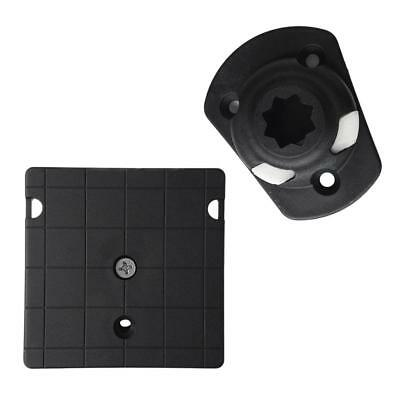 102 x 102mm Universal Fish Finder Mount with Deck Mount Base