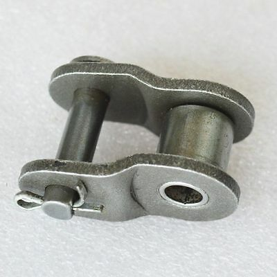 "1PCS #50-1 Roller Chain Connecting Link Half Buckle For 5/8"" 10A-1 Roller Chain"