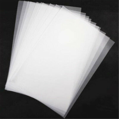 100x A4 Translucent Tracing Paper DIY Copying Calligraphy Drawing Office Supply