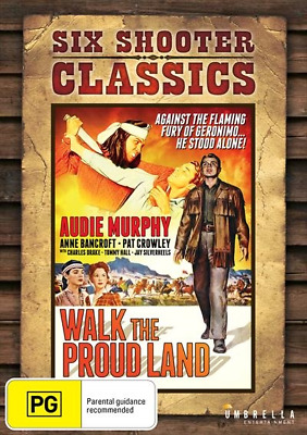 Walk The Proud Land (2018) (DVD) (Region 4) New Release