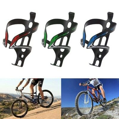 Bicycle Water Bottle Holder Aluminum Alloy Cycling Outdoor Cage Drink Rack Mount