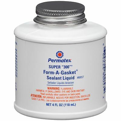 Permatex 80057 Super 300 Form-A-Gasket® Sealant, 118ml 4fl.oz