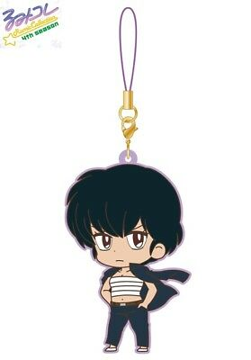 Movic Rumic Collection Rubber Strap Charm 4th Season B Urusei Yatsura Ryuunosuke