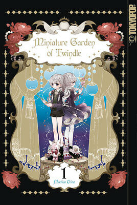 Miniature Garden of Twindle 1  - Deutsch - Tokyopop - Manga - NEUWARE