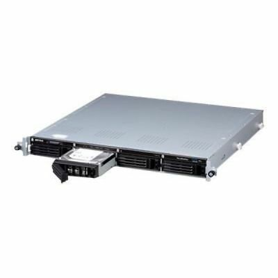 Buffalo Technology TeraStation 1400 4TB (4 x 1TB Hard Drives) Rackmount NAS Devi