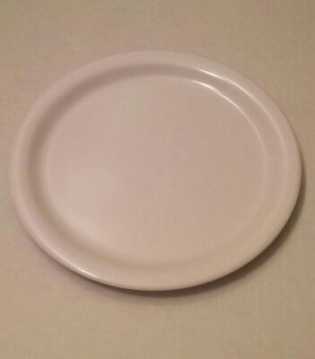 "New! Carlisle KL20002 Kingline Dinner Plate 9"" White -23 pieces"