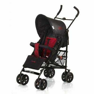 Buggy COMMO KNORR Alu rot HPI 055000286 (BHT 25x106x84 cm)