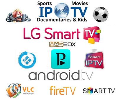 24hr Test Smart IPTV MAGBOX. UK US Canada+World Sports 3PMs Movies Kids Channels