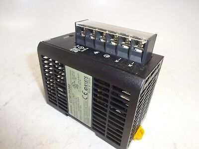Omron pa205r cj1w-pa205r Power Supply Unit como nuevo