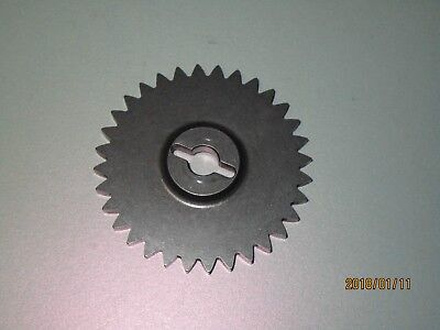 Suzuki GSXR1000 Turbo K1-K8 Uprated Oil Pump Gear. SPS UK Made