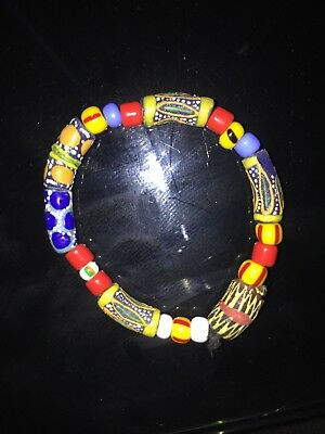 Very special authentic African beads(real stones)