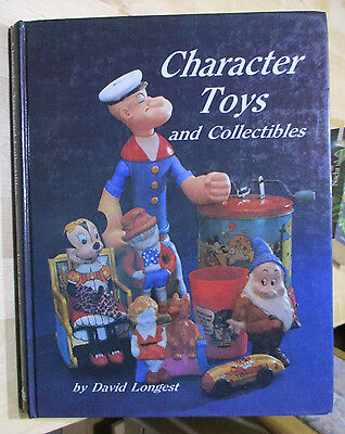 Character Toys and Collectibles by David Longest Sammlerbuch Band 1