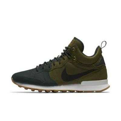 special section later nice shoes NIKE INTERNATIONALIST UTILITY Mens Shoes 857937-300 Olive ...