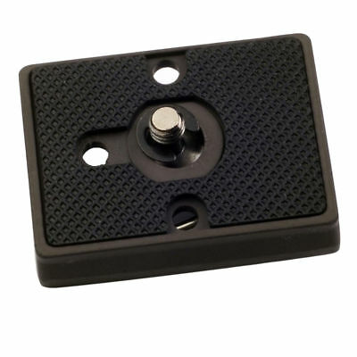 """Quick Release Plate 1/4"""" Screw for Bogen Manfrotto QR 200PL-14 RC2 System New"""